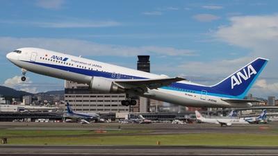 JA604A - Boeing 767-381(ER) - All Nippon Airways (Air Japan)