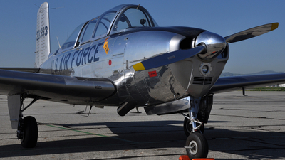 N6CL - Beechcraft T-34A Mentor - Private
