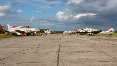 UUFO - Airport - Ramp