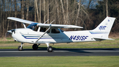 N491SF - Cessna 172S Skyhawk SP - Snohomish Flying Service