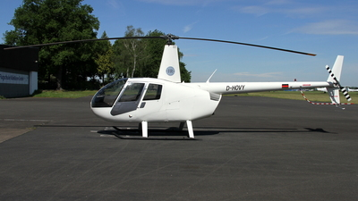 D-HOVY - Robinson R44 Raven II - Private