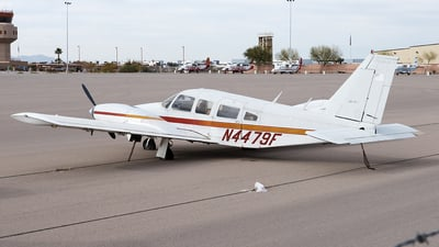 N4479F - Piper PA-34-200T Seneca II - Private