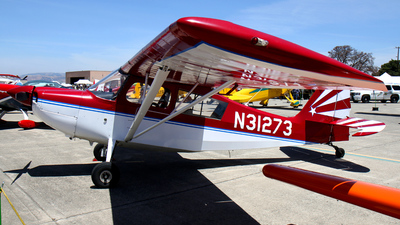 N31273 - Bellanca 8KCAB Decathlon - Private