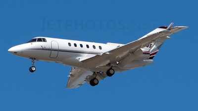 N899QS - Raytheon Hawker 900XP - NetJets Aviation