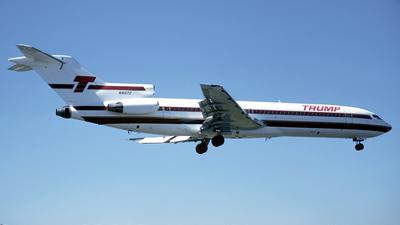 N915TS - Boeing 727-254 - Trump Shuttle
