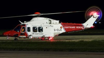 A picture of GCIJX - AgustaWestland AW139 - Bristow Helicopters - © Bradley Bygrave