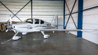 N452JG - Cirrus SR22-GTS - Private
