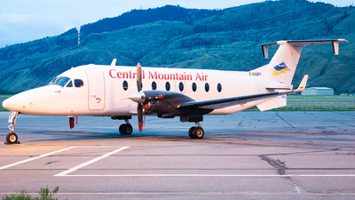 C-GGBY - Beech 1900D - Central Mountain Air