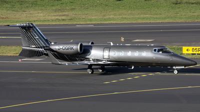A picture of DCGRK - Learjet 60 -  - © Günter Reichwein