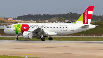 CS-TTM - Airbus A319-111 - TAP Air Portugal