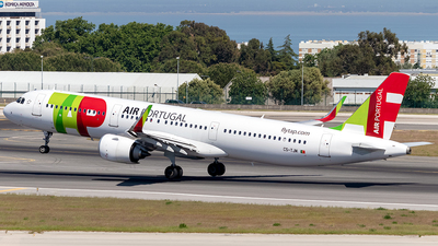 CS-TJM - Airbus A321-251N - TAP Air Portugal
