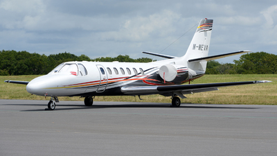 M-MEVA - Cessna 560 Citation Ultra - Private