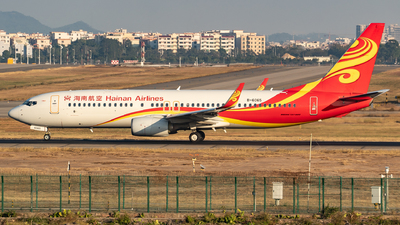 B-6065 - Boeing 737-84P - Hainan Airlines