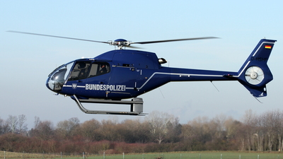 D-HSHF - Eurocopter EC 120B Colibri - Germany - Bundespolizei