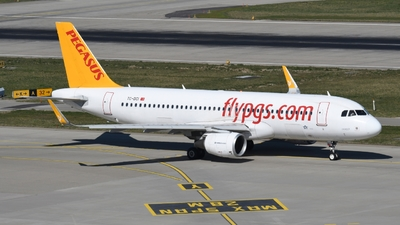 A picture of TCDCI - Airbus A320216 - Pegasus Airlines - © Sven Stephan
