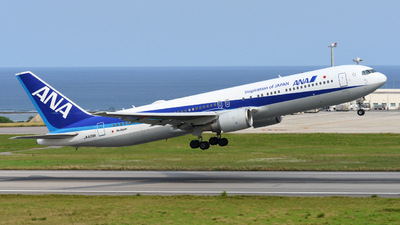 JA609A - Boeing 767-381(ER) - All Nippon Airways (ANA)
