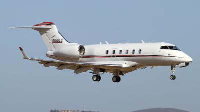 N58LC - Bombardier BD-100-1A10 Challenger 300 - Private