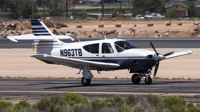 N963TB - Rockwell Commander 114 - Private