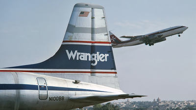 N100BB - Canadair CL-44 - Wrangler