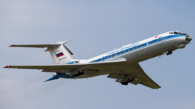 RF-90789 - Tupolev Tu-134A-3 - Russia - Air Force