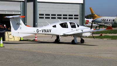 G-VNAV - Diamond Aircraft DA-62 - Flight Calibration Services (FCS)
