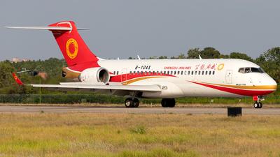 B-104X - COMAC ARJ21-700 - Chengdu Airlines