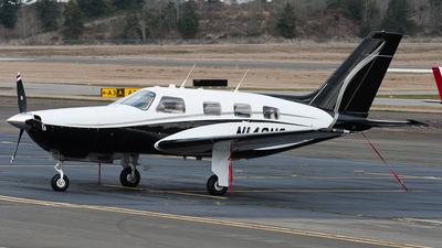 N146NC - Piper PA-46-350P Malibu Mirage - Private