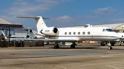 N999NB - Gulfstream G-IV(SP) - Private