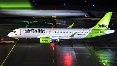 A picture of YLCSD - Airbus A220300 - Air Baltic - © Limare