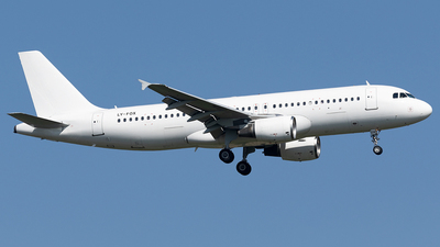 LY-FOX - Airbus A320-214 - GetJet Airlines