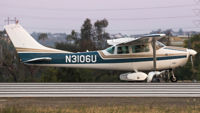 N3106U - Cessna 182F Skylane - Private
