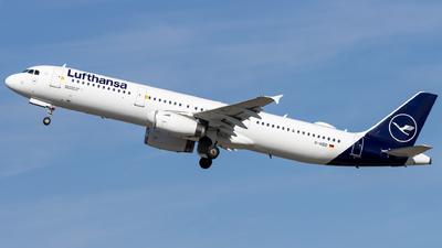 A picture of DAIDD - Airbus A321231 - Lufthansa - © Grzesiek Krupa