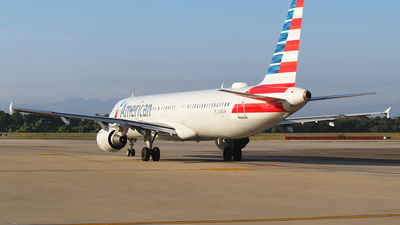 N189UW - Airbus A321-211 - American Airlines