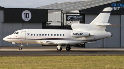 N297AP - Dassault Falcon 900EX - Century Aviation