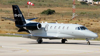 CS-DTX - Cessna 560XL Citation XLS - Private