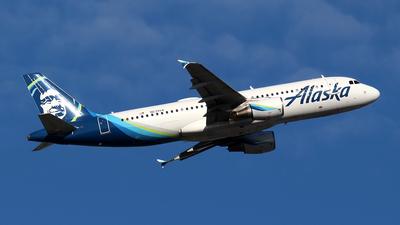 N639VA - Airbus A320-214 - Alaska Airlines
