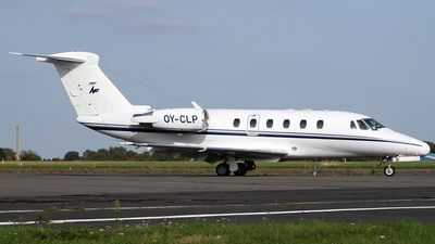 OY-CLP - Cessna 650 Citation VII - Private
