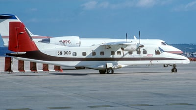 5N-DOG - Dornier Do-228-200 - DANA - Dornier Aviation Nigeria