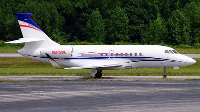 N375GK - Dassault Falcon 2000EX - Private