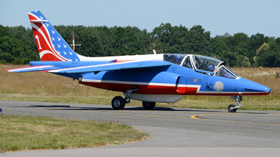 E45 - Dassault-Breguet-Dornier Alpha Jet E - France - Air Force