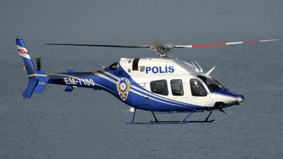 EM-7100 - Bell 429 Global Ranger - Turkey - Police