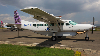5H-XLL - Cessna 208B Grand Caravan - Air Excel