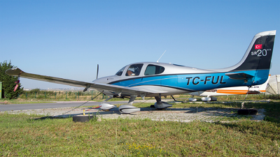 TC-FUL - Cirrus SR20 - Tarkim Aviation