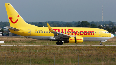 D-AHXF - Boeing 737-7K5 - TUIfly