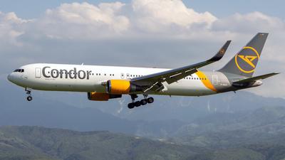 A picture of DABUS - Boeing 76738E(ER) - Condor - © Maxim Morozov