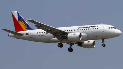 RP-C8603 - Airbus A319-112 - Philippine Airlines
