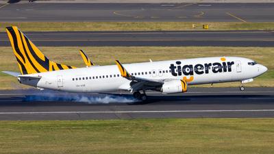 VH-VOR - Boeing 737-8FE - Tigerair