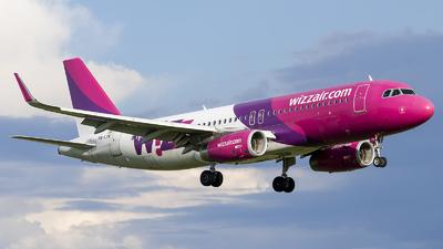 A picture of HALYK - Airbus A320232 - Wizz Air - © Loredana Cioclei