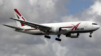 N740AX - Boeing 767-232(BDSF) - ABX Air