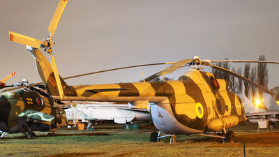 04 - Mil Mi-8MT Hip - Ukraine - Air Force